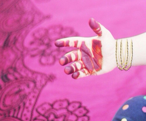 henna, عربي, and cute image