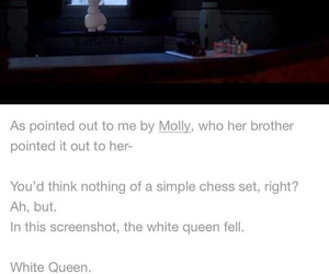 frozen, olaf, and white queen image