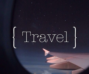 travel, Dream, and fly image
