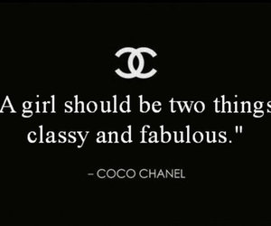 chanel, classy, and quotes image