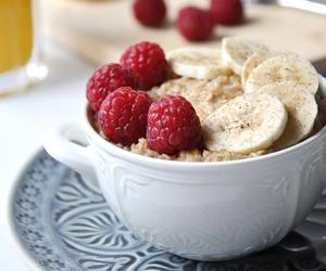 banana, maple, and oats image