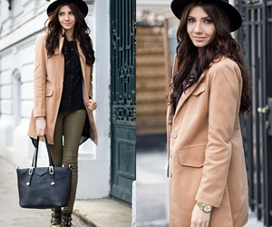 fashion blogger, outfit, and spring outfit image