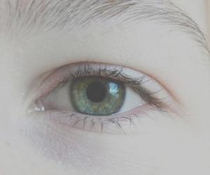 pale, beautiful, and eye image