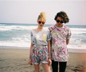 beach, boy, and fashion image