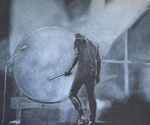 concert, fan art, and proud image