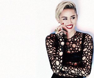 miley, miley cyrus, and smile image