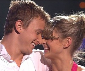 SYTYCD, kent boyd, and lauren froderman image