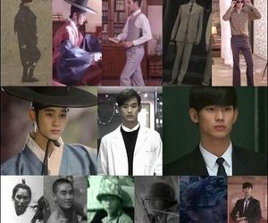 kim soo hyun, do min joon, and my love from another star image