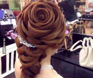 braided, hairstyle, and tutorial image