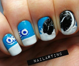 nails, awesome, and beautiful image