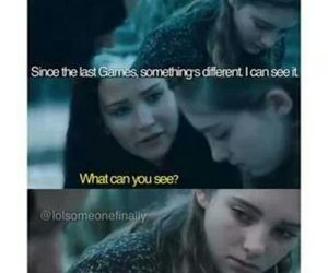 Jennifer Lawrence, prim, and katniss image