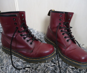 doc martens and shoes image