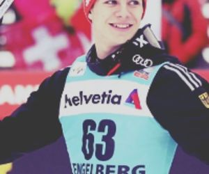 andreas, wellinger, and skijumpers image