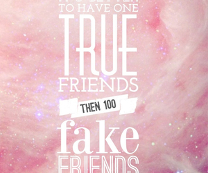 fake, quote, and true image
