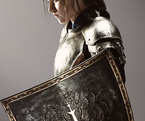 kristen stewart, snow white, and armor image