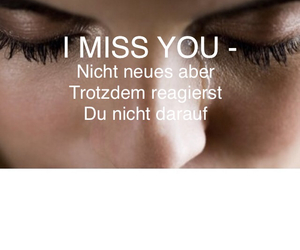 i, miss, and you image