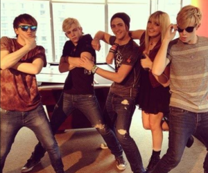 r5, rocky, and ross image