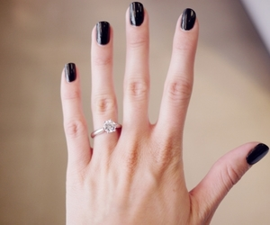diamond, jewelry, and lovely image