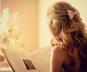 blond, fashion, and cute image