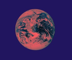 earth and planet image