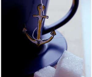 tea, anchor, and sugar image