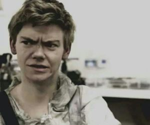 thomas sangster and tmr image