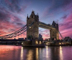 london, england, and sky image