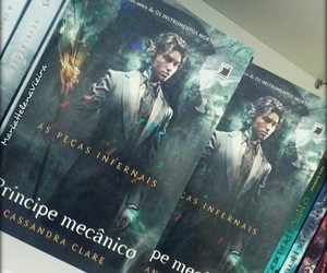books, the infernal devices, and love image