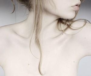 girl, skin, and lips image