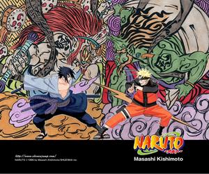 anime, naruto, and manga image