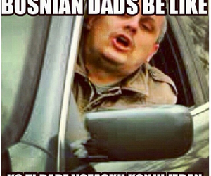 bosnian problem, konj, and bosnian dads image