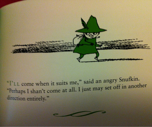 moomins and snufkin image
