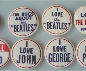 beatles, bottoms, and rock image
