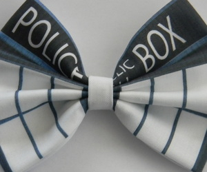 bbc, doctor who, and hair bows image