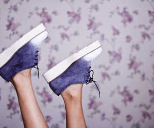 ombre and shoes image