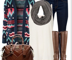 fashion, outfit, and couple image