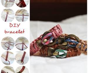 bracelet diy pulsera image