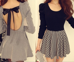 dress, pretty, and clothes image