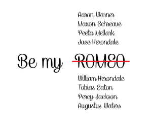 book, love, and romeo image