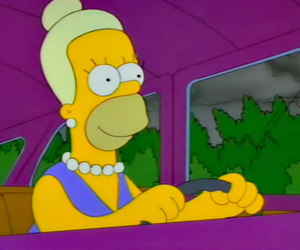 homer simpson, shows, and the simpsons image
