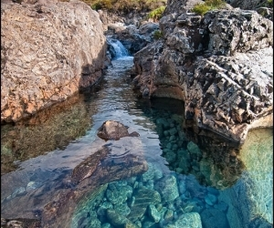 scotland, nature, and water image