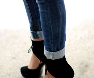 flats shoes, girls wedge shoes, and wedge shoes image