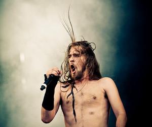 beard, vocal, and metalhead image