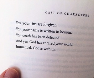 god, redeemed, and love image