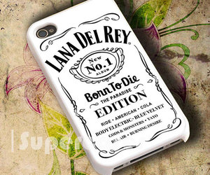 case, iphone, and lana del rey image