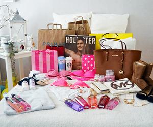 shopping, hollister, and Michael Kors image