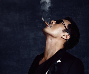 gentleman, korean, and magazine image