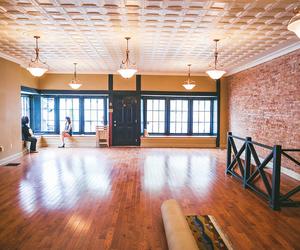 apartment, interior design, and loft image