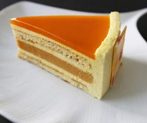 cake, cheese, and cheese cake image