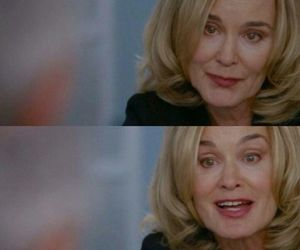 death, jessica lange, and text image